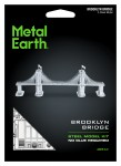 Metal Earth, Most Brookliński Brooklyn Bridge model do składania metalowy.