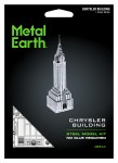 Metal Earth Chrysler Building model do składania metalowy.