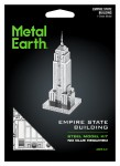Metal Earth Empire State Building model do składania metalowy.