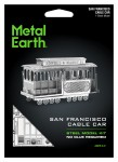 Metal Earth Tramwaj The San Francisco Cable Car Metalowy Model Do Składania