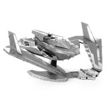 Metal Earth, Batman v Superman - Batwing model do składania metalowy.