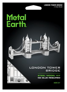 Metal Earth, Most Londyński model do składania metalowy.