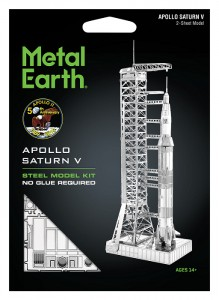 Metal Earth, Rakieta Saturn V Apollo Saturn V with Gantry