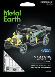 Metal Earth, Ford Model T 1910 r. Metalowy model do składania