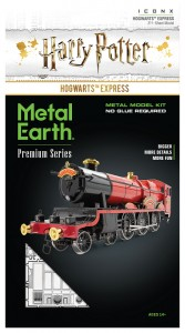 Metal Earth, Harry Potter Express do Hogwartu Model do składania metalowy.