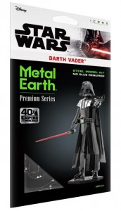 Metal Earth, Star Wars Darth Vader Model do składania metalowy.
